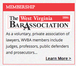 Join the West Virginia Bar Association
